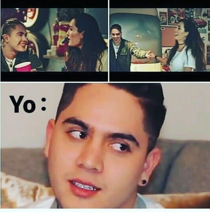 Literal Yo Cuando Vi Esa Parte Jaja Si Y Yo Pensando Que Dira Kim Memes Instagram Loiza
