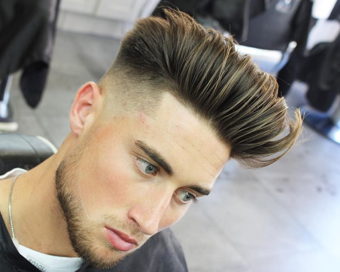 Big Volume Quiff Hair Style For Boys Hair Styles Boy Hairstyles Cool Hairstyles