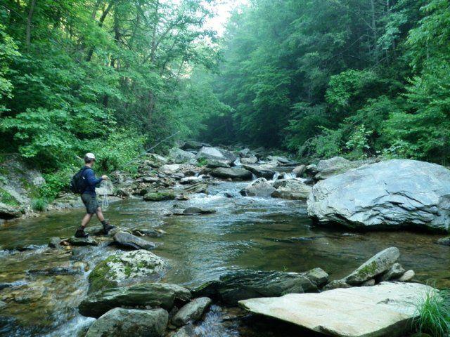 Upper Creek 5