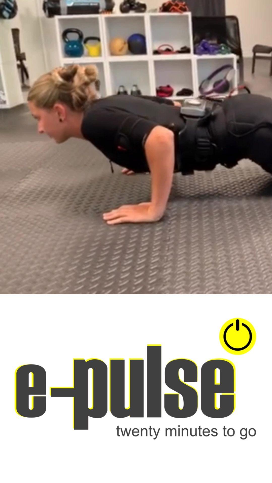Beginne Heute Mit Dem Effektivsten Training Deines Lebens Video Ems Sport Workout Routine Exercise