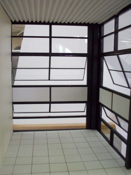 Awning Steel Window Gallery Eames House Home Styles Exterior Steel Windows
