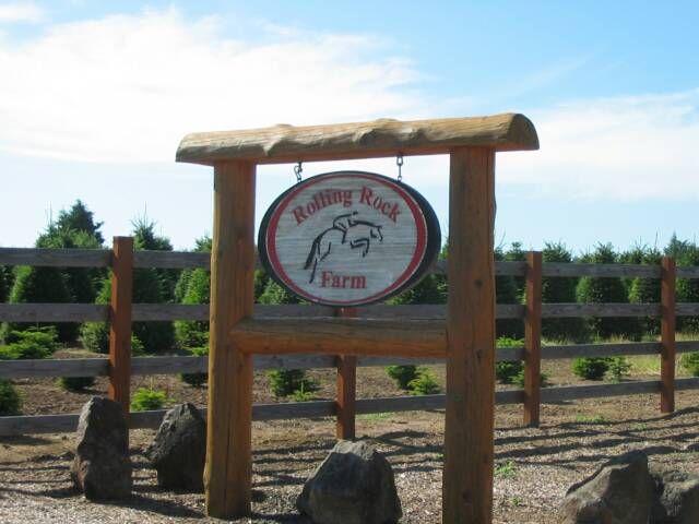 Rolling Rock Farm Sherwood Or Rolling Rock Farm Rock