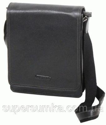 54a64d1fa449 Кожаная сумка Katana из натуральной кожи, черный k69303-1 на 3 л ...