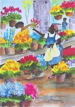 Prints: Afro-American Art by Doris Schrock