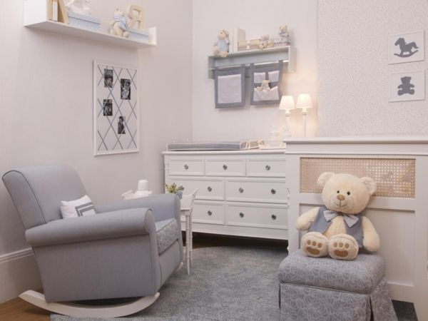 Kinderzimmer dekorieren eine lebensfrohe welt schaffen traumhaus pinterest kinderzimmer - Graues kinderzimmer ...