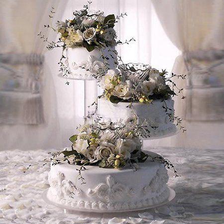 BalsaCircle Clear 3 Tiers Wedding Party Cupcake Cup Cake Stand - Party Dessert Display Pedestal Riser - Walmart.com
