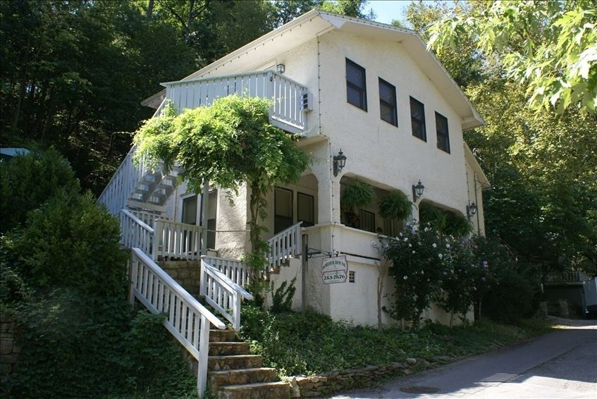 House vacation rental in eureka springs from