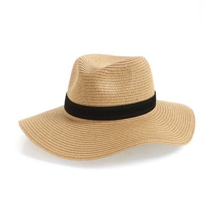 11 Cute Sun Hats for Women in 2018 - Straw Beach Hats for Summer 8fe0bbe9e23