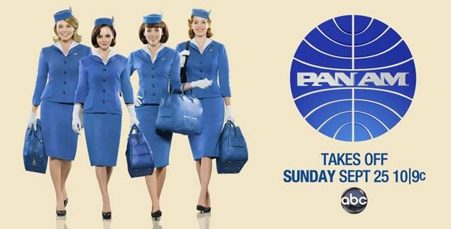 Please Bring Pan Am Back Série De Televisão Shows Tv