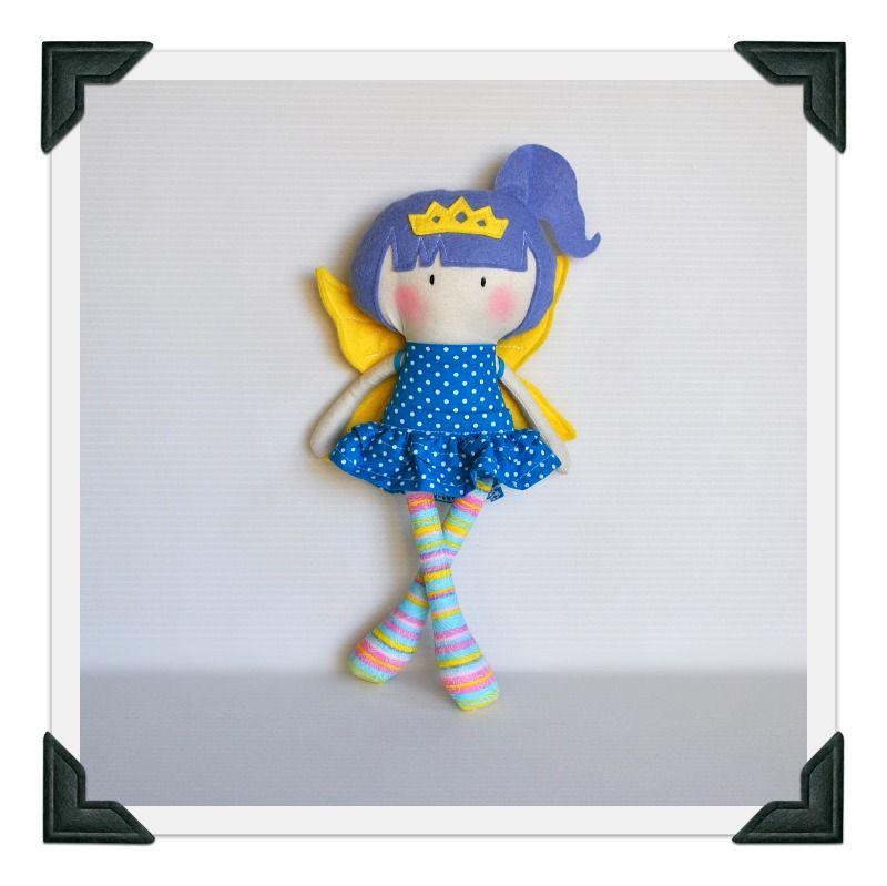 My Teeny-Tiny Fairy Doll®
