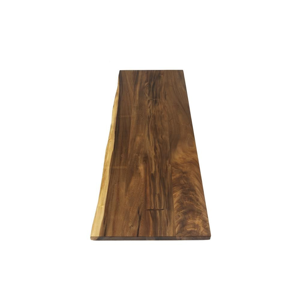 Hardwood Reflections 6 Ft L X 2 Ft 1 In D X 1 5 In T Butcher