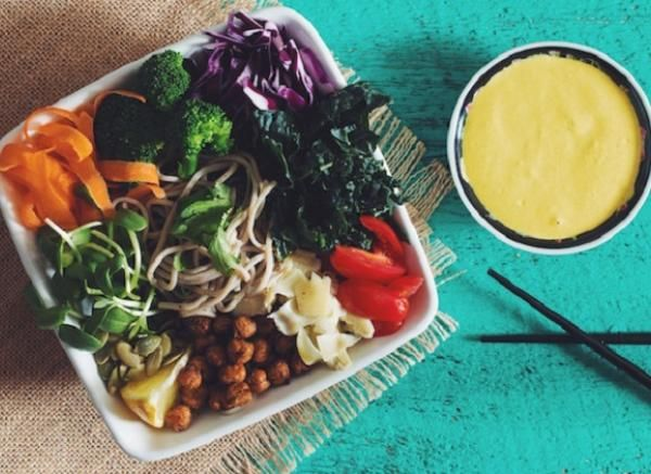The Lunch Recipe You Need To Try: The Buddha Bowl