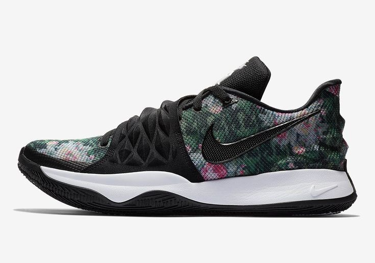 The Nike Kyrie Low 1 Floral Releases On
