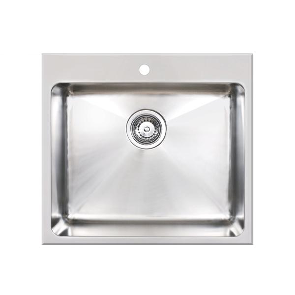 Seima Kubic Kl 45 Litre Stainless Steel Sink Stainless Steel