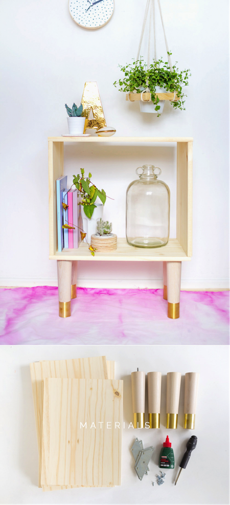 Prettypegs Blog - Prettypegs - Tutorial for Lovely DIY Box Sideboard