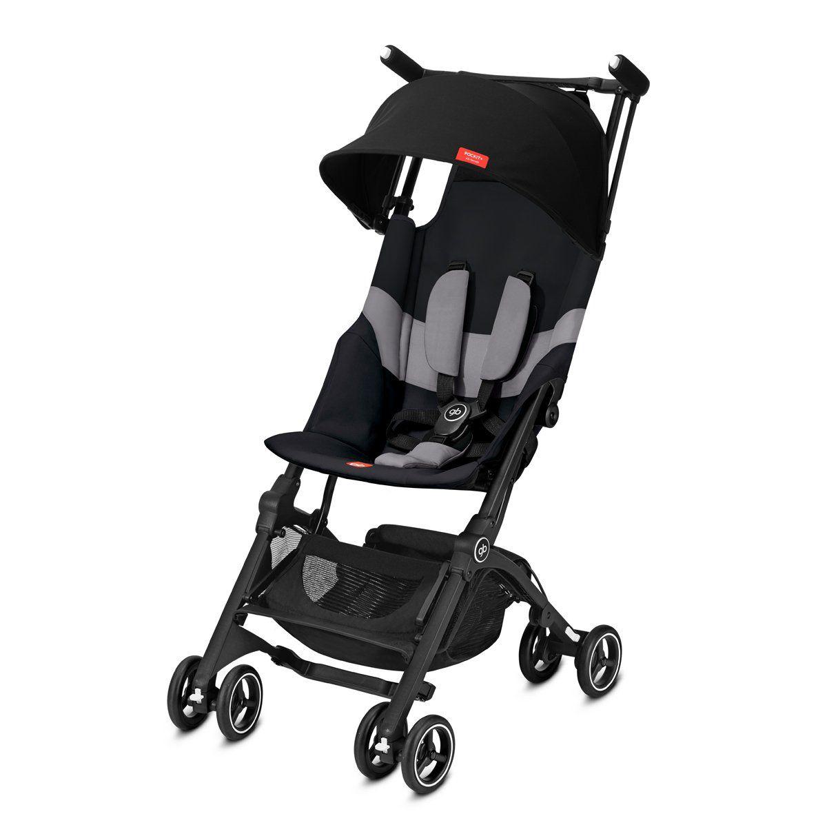 GB Pockit Plus All-Terrain Stroller | Baby car seats, Baby ...