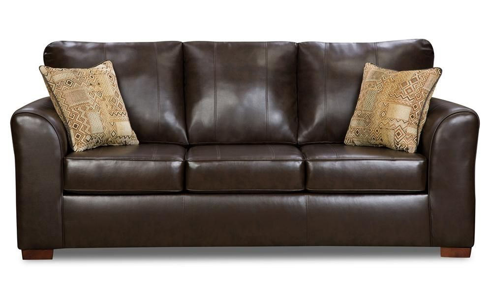 Stationary Sofa 7680 By American Furniture Wilcox Furniture