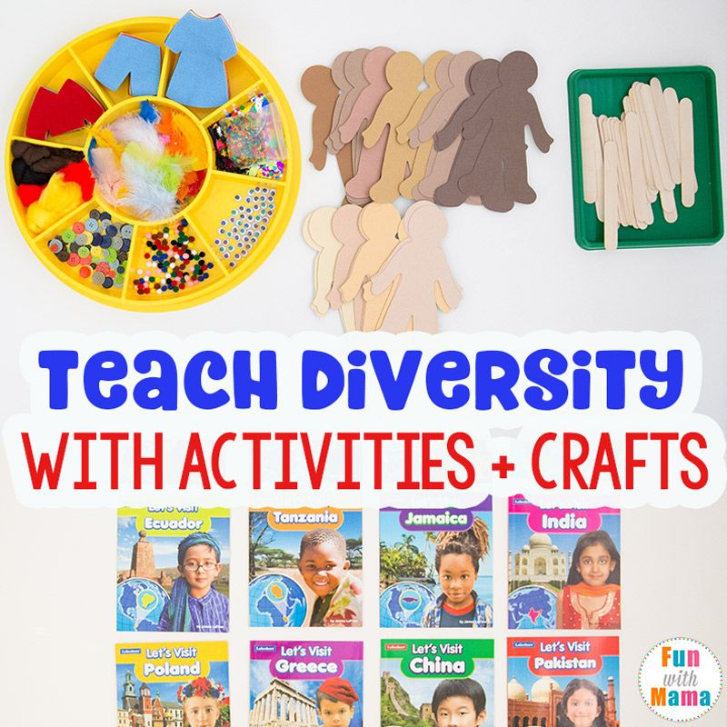 10 Cultural Diversity Activities For Elementary Students ...