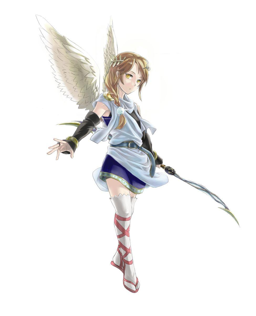 Artemis Kid Icarus