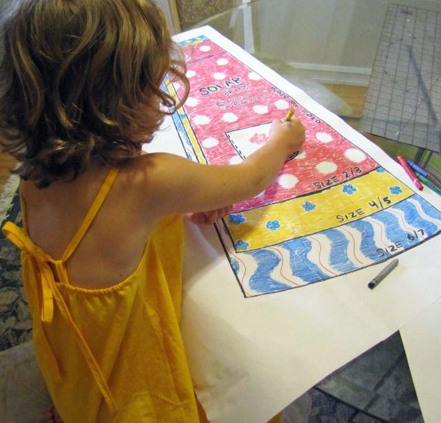 Martha Pillowcase Dress Fluid From Intutes The Delightful Model Is Wearing