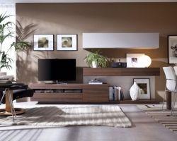 Salones modernos muebles lara salon pinterest for Muebles lara catalogo