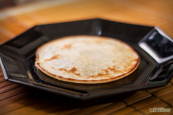 Ricetta Pancake Wikihow.How To Make Poorman Pancakes Food Breakfast Treats Pancakes