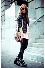 OuTFiT + JeFFreY CaMpBeLL SHoeS = LoVe!!