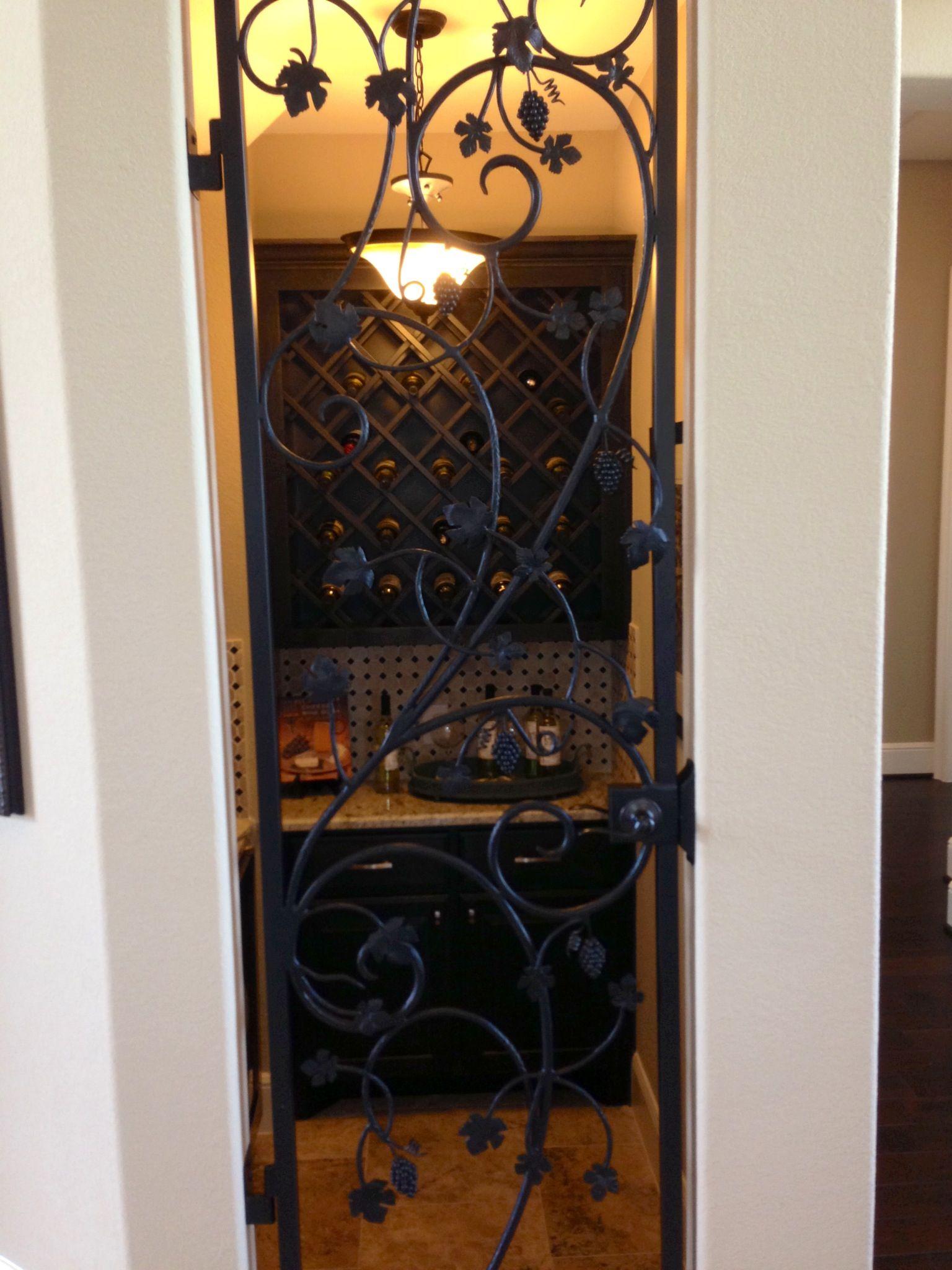 Wine Closet Design It In 2019 Wine Cellar Kitchen