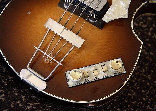 Hofner 500 1 Violin Bass Reverb Beatles Bass Bass Guitar Bass Guitar Tabs