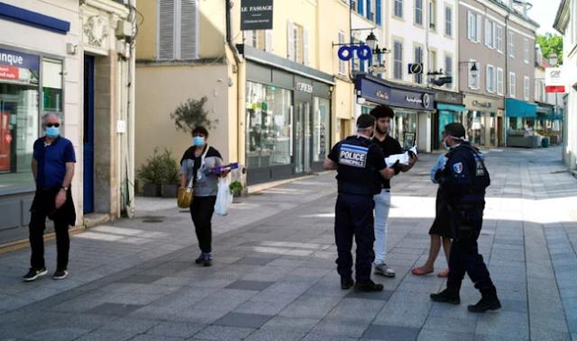 Newsatease فرانس لاک ڈاؤن میں 11 مئی تک توسیع in 2020