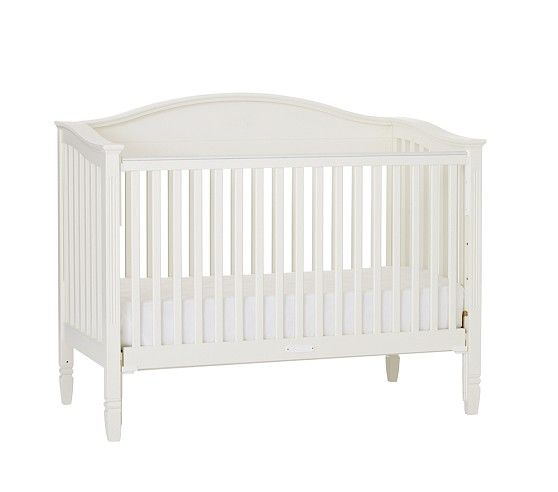 Madison 3 In 1 Convertible Crib Cribs Pottery Barn Crib Convertible Crib