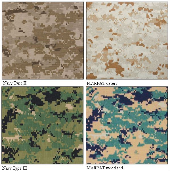 american military camouflage pattern
