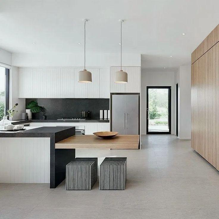 26 Awesome Modern Scandinavian Kitchen Decorating Ideas 00001 Interior Design Kitchen Small Scandinavian Kitchen Interior Design Kitchen Contemporary