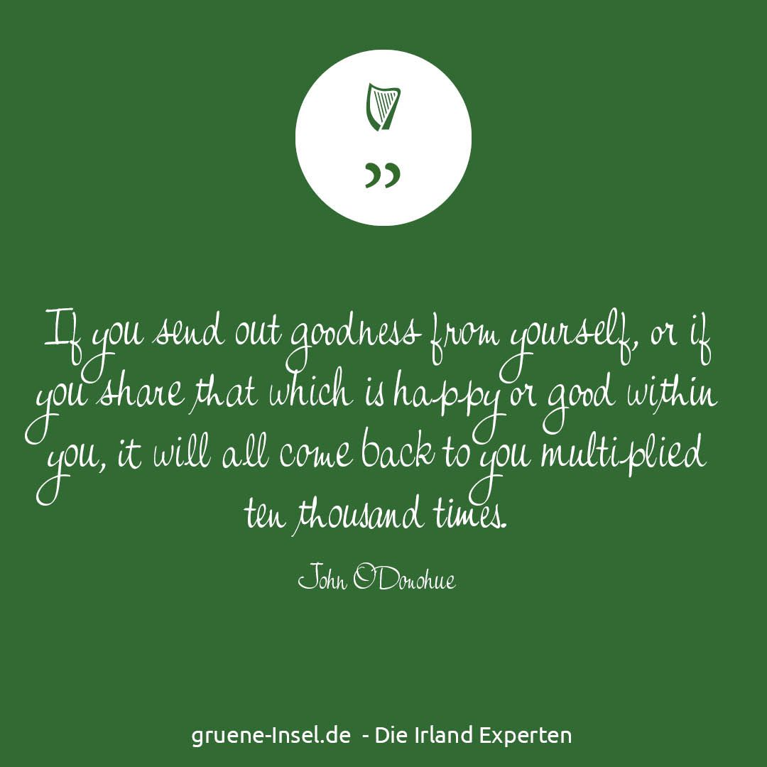 Ein Zitat Aus Anam Cara Von John O Donohue Zitat Irland Irische Segensspruche Irland Zitate