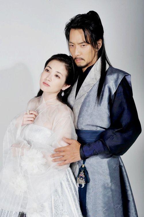 Kingdom of the Winds - Muhyul and Yeon