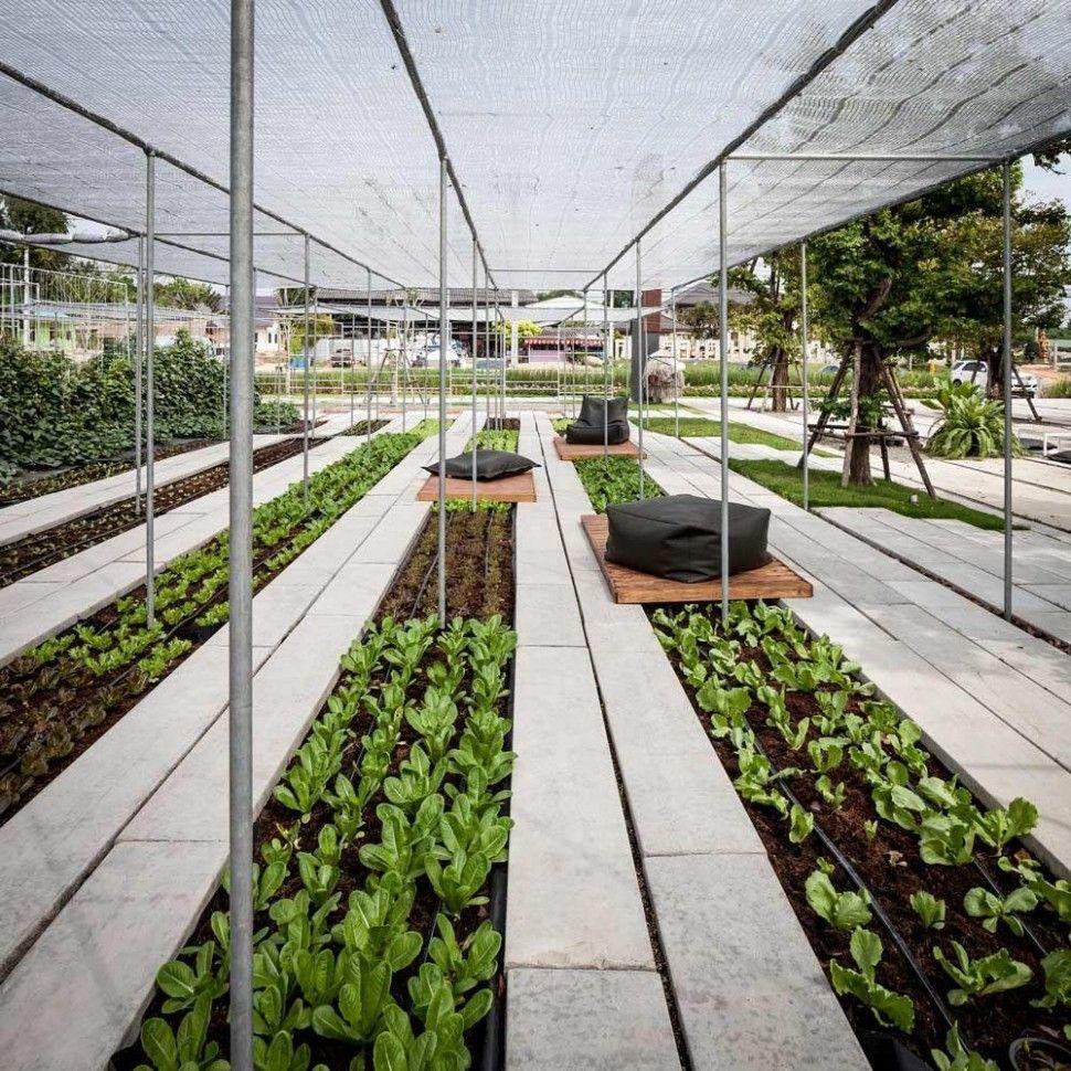 Modern Garden Architecture Ppt in 10  Garden architecture