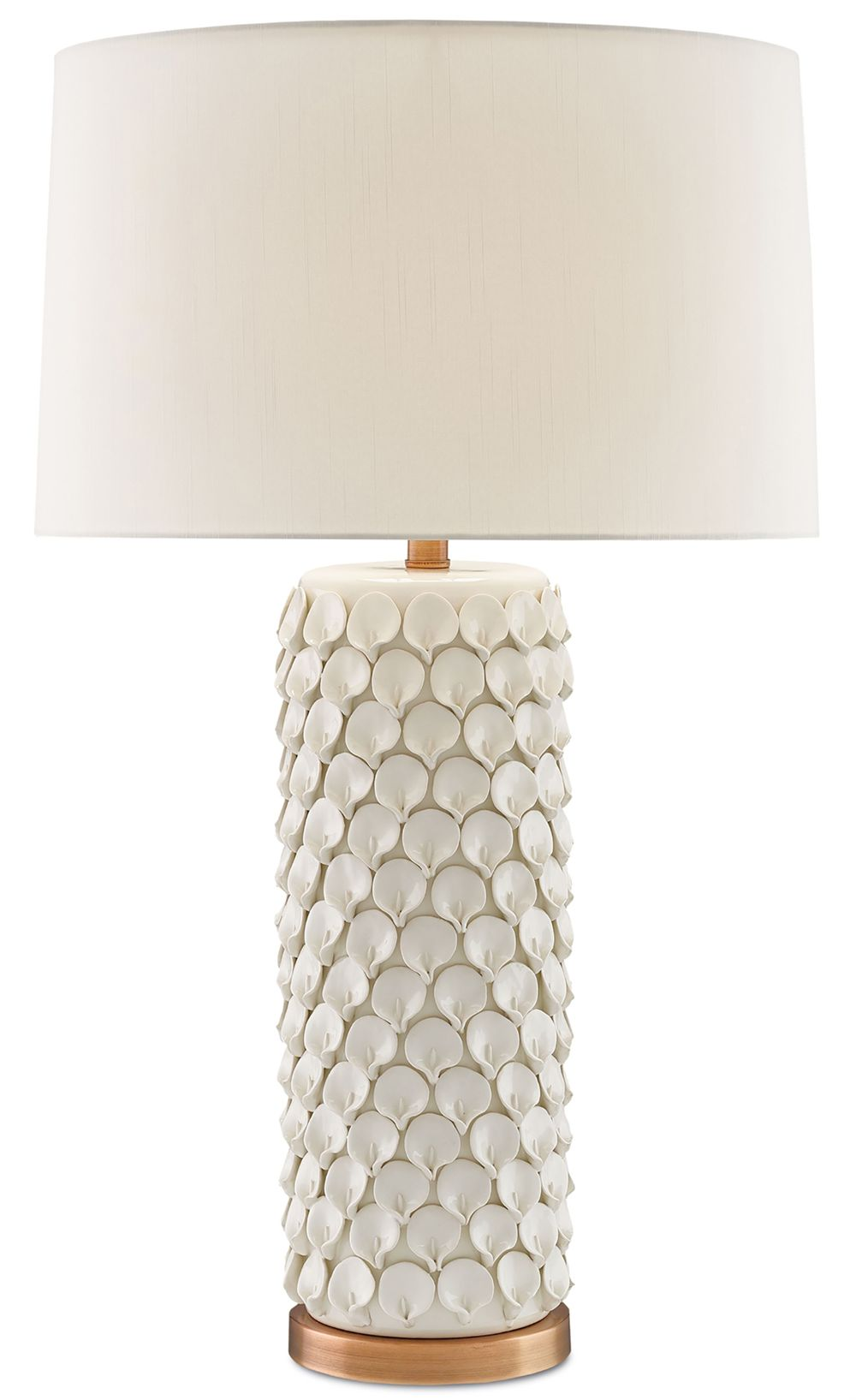 Calla Lily Table Lamp Currey And Company In 2020 Table Lamp Lamp Feminine Lamp