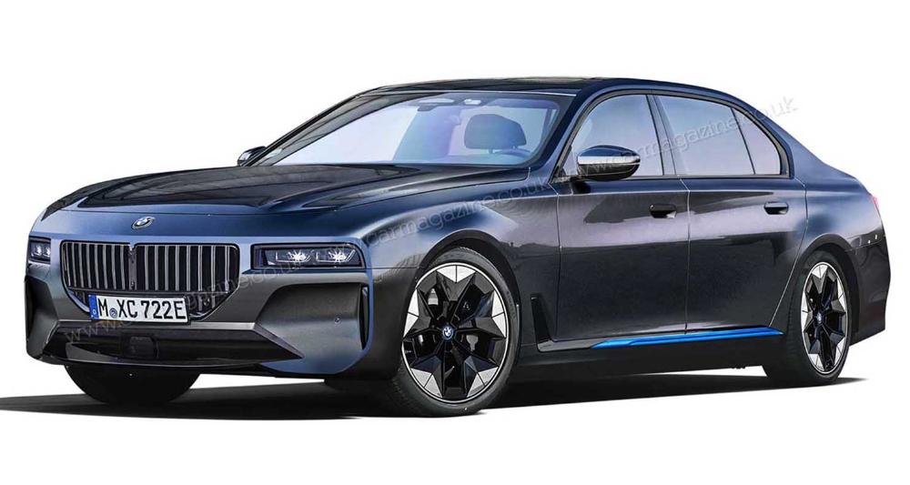 بي أم دبليو أي7 الجديدة بالكامل 2023 السيدان الكهربائية المطلقة الفخامة موقع ويلز Bmw Suv Car