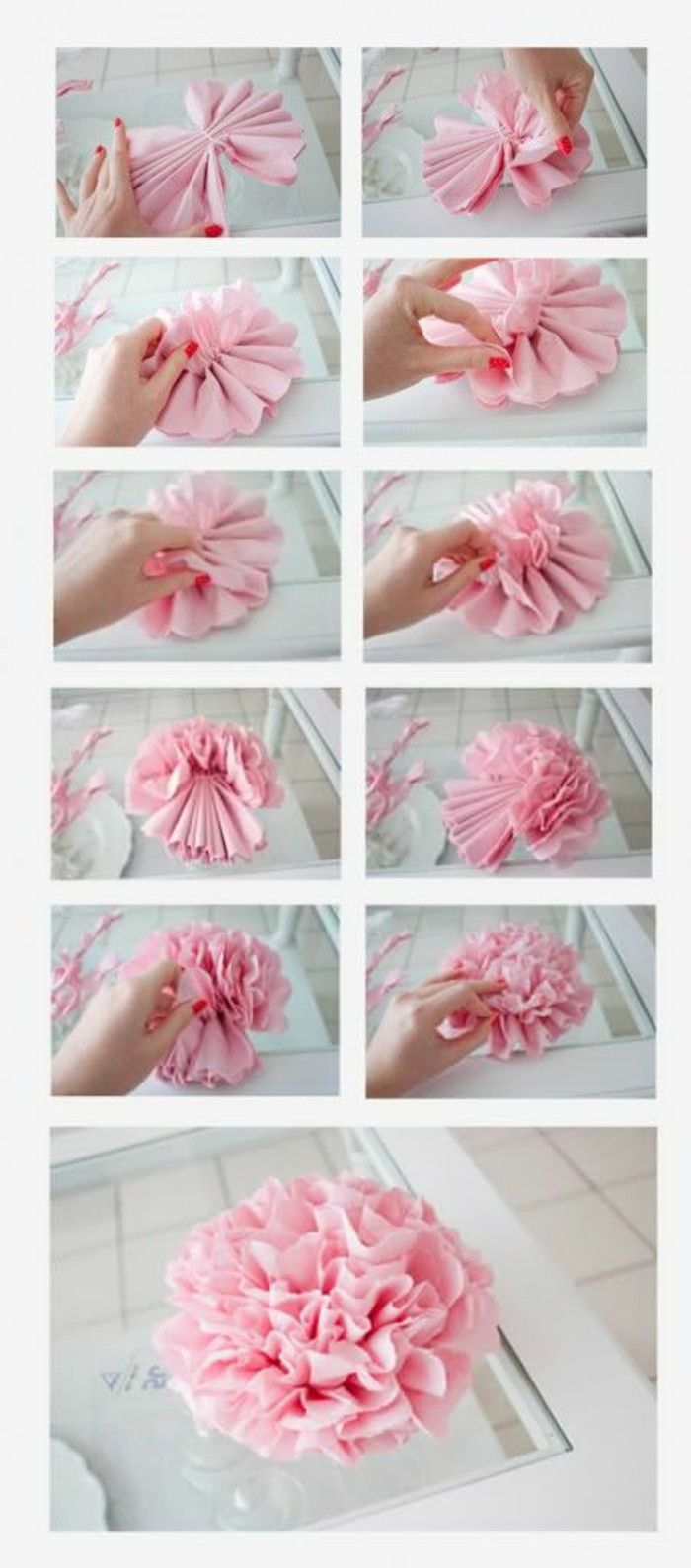 Pin By Flora Kanzashi On Paper Flowers Pinterest Flowers