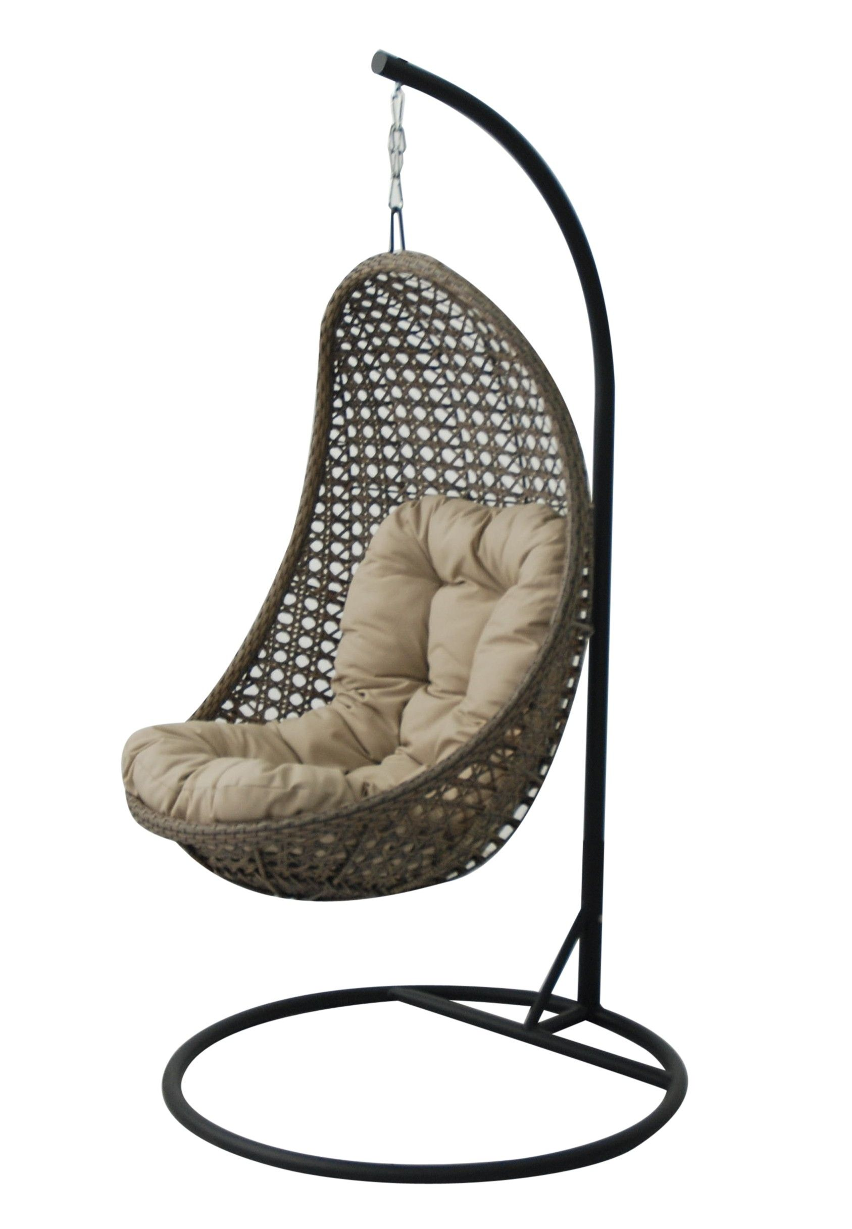 Jasmine Large Hanging Egg Chair Hanging egg chair, Chair