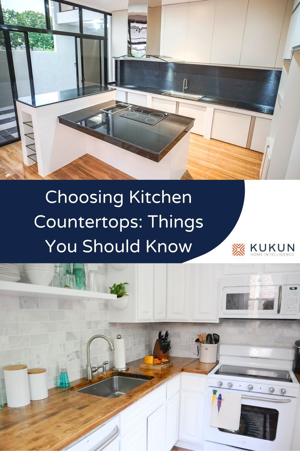 Choosing Kitchen Countertops Things You Should Know In 2020 With Images Replacing Kitchen Countertops Kitchen Countertops Types Of Kitchen Countertops