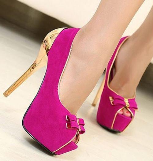 Imagen de pink, shoes, and heels