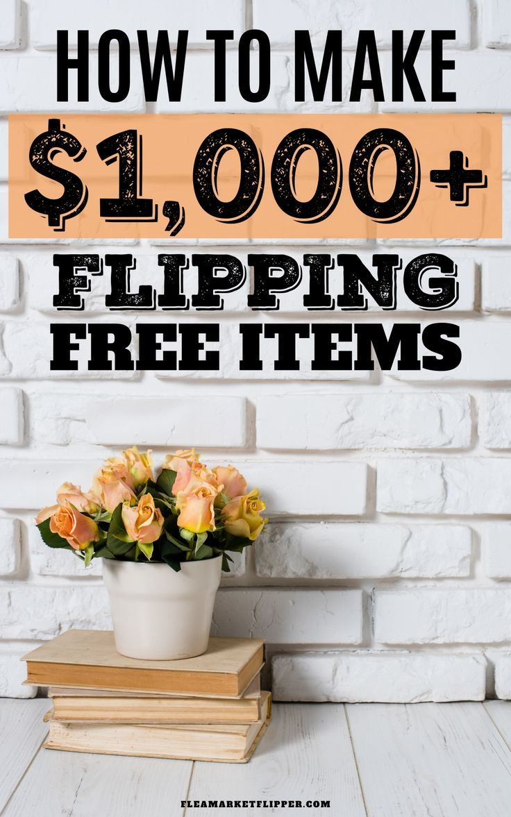 Finding Free Items To Flip How This Couple Turned A FREE
