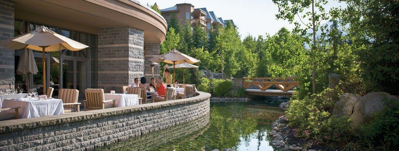 Whistler Hotels - Whistler Resorts - Four Seasons Whistler