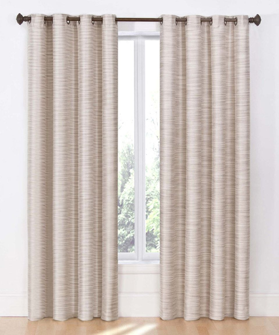 This Marble Eclipse Deron Blackout Curtain Panel By Ellery