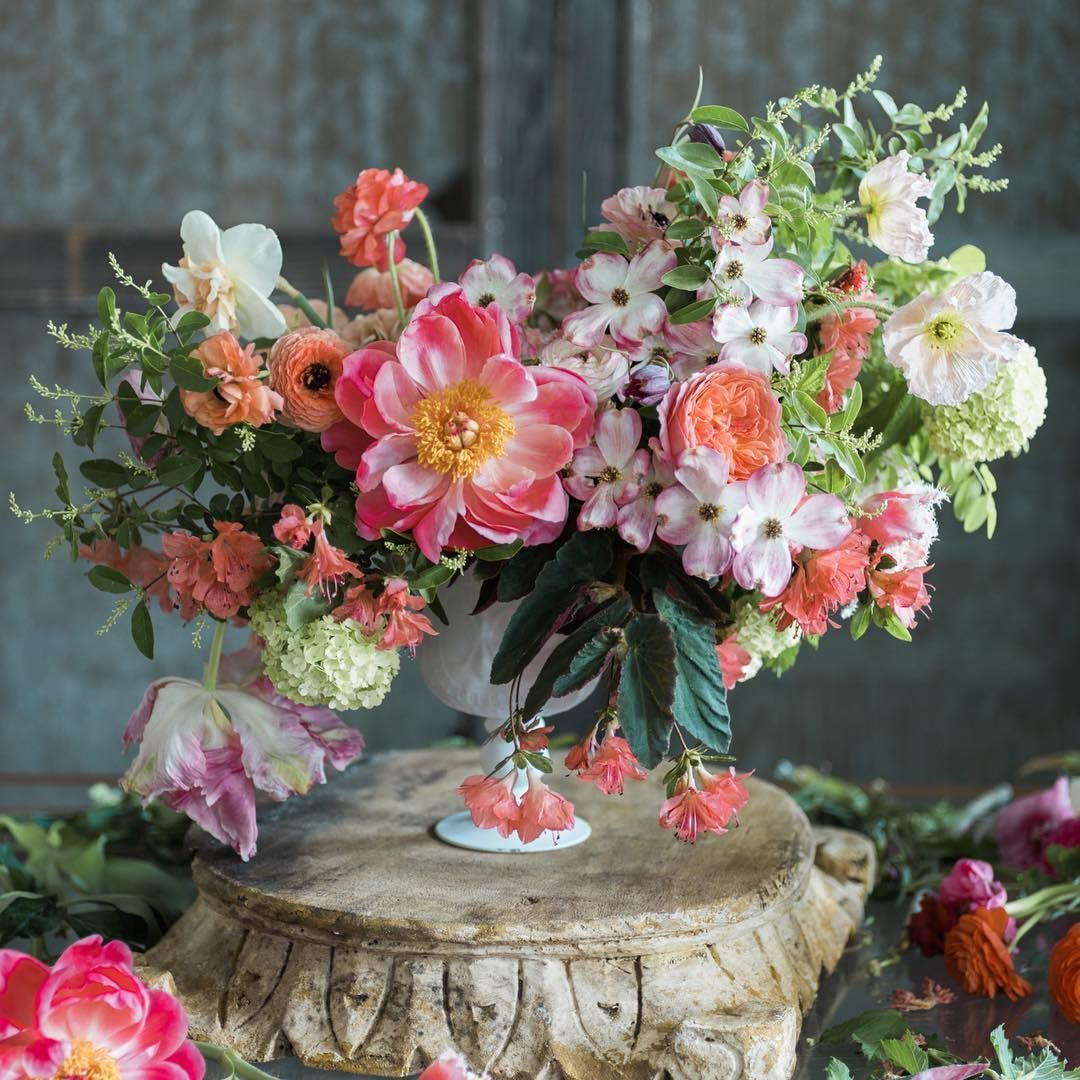 Designer Wedding Flowers: Tulipina Flower Workshop