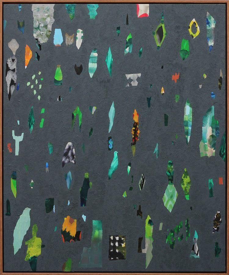Fred fowler pattern art art painting intuitive art