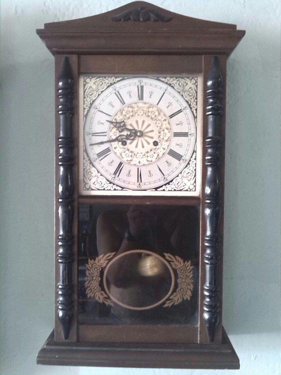 d8ef5ed6a613 Reloj De Pared Antiguo Jawaco -   600.000 en MercadoLibre