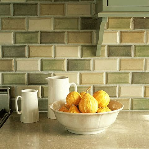 Walker Zanger Tile Love The Beveled Edge On These Tiles