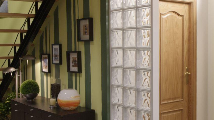 Muro de vidrio o pav s pinturas bloques de vidrio - Paves vidrio ...